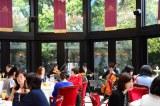 4月14日の「オレンジデー」を記念し行われたイベント「シトラスレストラン presented by Sunkist」の様子(C)oricon ME inc.