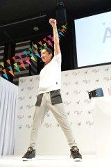 早朝イベント『Asagirl+』でスペシャルステージを披露したTRFのSAM