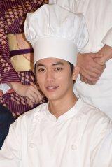 「福井弁、料理、フランス語を勉強しました」と明かした佐藤健 (C)ORICON NewS inc.