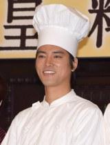 TBSテレビ60周年特別企画『天皇の料理番』の制作発表会見に出席した桐谷健太 (C)ORICON NewS inc.