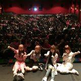 自身初の日本武道館公演のライブ映像作品の上映会を行ったSilent Siren