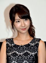 AKB48、40枚目のシングル「僕たちは戦わない」MV完成披露試写会・トークイベントに出席した柏木由紀(C)ORICON NewS inc.