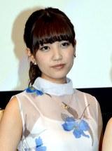 AKB48、40枚目のシングル「僕たちは戦わない」MV完成披露試写会・トークイベントに出席した加藤玲奈(C)ORICON NewS inc.