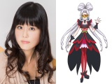 『Go!プリンセスプリキュア』第13話より新キャラクター・トワイライトが登場。キャストは沢城みゆき(C)ABC・東映アニメーション