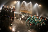 氣志團とキュウソネコカミが対バン 「ヤンキーこわい」大合唱 撮影:Viola Kam(V'z Twinkle)