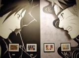 いよいよ25日から『NARUTO展』がスタート 忍者の世界を追体験  (C)岸本斉史 スコット/集英社 (C)ORICON NewS inc.