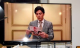 ビデオメッセージを送った要潤(C)ORICON NewS inc.