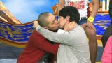 日本テレビ系単発番組『ほんとになった作り話』(深0:59)に出演するラブレターズ (C)日本テレビ