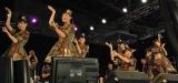 『ニコニコ超会議』でパフォーマンスを披露した私立恵比寿中学 (C)ORICON NewS inc.