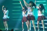 夢みるアドレセンス『#ユメトモの輪ツアー 2015春』最終公演より (C)ORICON NewS inc.