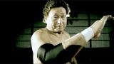 11月に引退するプロレスラーの天龍源一郎がミュージックビデオに初出演