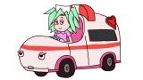 子ども向け新キャラクター「ブーブーボーイ」誕生。キュー(女の子)(C)2015 ブーブーボーイ製作委員会