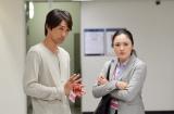 『花子とアン』で活躍した二人が現代の芸能界を舞台に頂点を目指すドラマ『美女と男子』で共演。主演の仲間由紀恵の相手役に抜てきされたのは劇団EXILEの町田啓太(左)(C)NHK