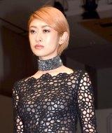 『ESCADA 2015秋冬ファッションショー』に出演した山田優(C)ORICON NewS inc.
