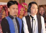 「時代が我々を求めた」と手応えを話したピスタチオ(左から) 伊地知大樹、小澤慎一朗 (C)ORICON NewS inc.