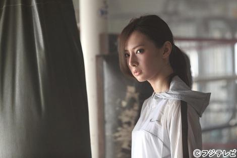 木曜劇場『探偵の探偵』(毎週木曜 後10:00)でフジテレビ連ドラ初主演を飾る北川景子