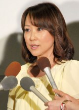 約1年前、布川敏和と離婚、現在の心境を語ったつちやかおり (C)ORICON NewS inc.