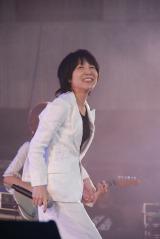 「So Young」など3曲を熱唱した山下久美子 (C)ORICON NewS inc.