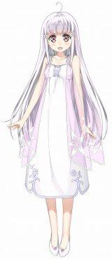 オリジナルアニメ映画『ガラスの花と壊す世界』のキャラクター・リモ(C)Project D.backup