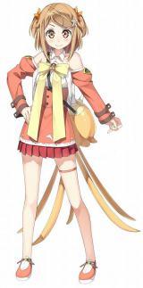 オリジナルアニメ映画『ガラスの花と壊す世界』のキャラクター・ドロシー(C)Project D.backup
