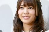 TBSチャンネル1『乃木えいご』に出演する乃木坂46の川後陽菜