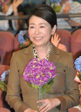 フジテレビ系木曜劇場『続・最後から二番目の恋』ファンミーティング・イベントに出席した安藤裕子