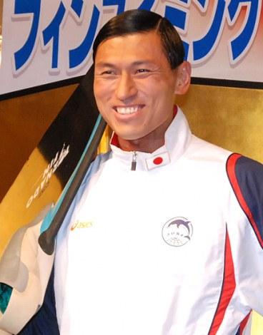 オードリー春日、水泳競技で日本代表に決定
