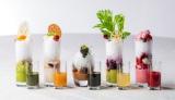 ホテル東京インターコンチネンタルのレストラン&バー「ザ・ダイニング ルーム」で提供される『涼菓 かき氷』シリーズ