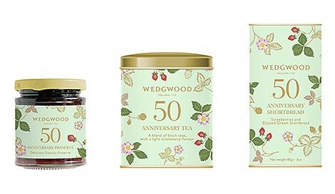 フードは全部で3種類 「ワイルド ストロベリー」誕生50周年記念