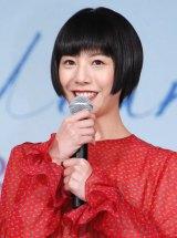 映画『海街diary』完成披露イベントに出席した夏帆 (C)ORICON NewS inc.