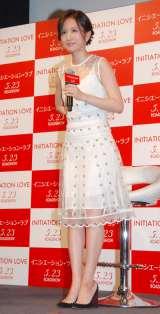 映画『イニシエーション・ラブ』の試写会イベントに出席した前田敦子 (C)ORICON NewS inc.