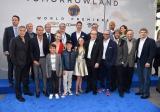 映画『トゥモローランド』ワールドプレミアにキャスト・スタッフが大集合
