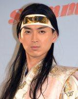 『au発表会 2015 summer』に出席した松田翔太 (C)ORICON NewS inc.