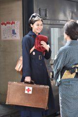 松嶋菜々子が戦時中の従軍看護婦役に挑む。TBSテレビ60周年特別企画『2夜連続スペシャルドラマ』の主演に決定(C)TBS