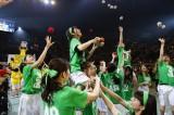『第2回AKB48大運動会』の玉入れは峯岸チームKが優勝 (C)AKS