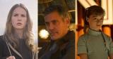 映画『トゥモローランド』ジャパンプレミア出席ためジョージ・クルーニー(中央)が8年ぶり、結婚後初来日。左はブリット・ロバートソン、右はラフィー・キャシディ(C) 2015 Disney Enterprise,inc. All Rights Reserved.