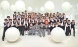 『第82回NHK全国学校音楽コンクール』の中学生の部課題曲「プレゼント」を手がけたSEKAI NO OWARI。関連番組を5月30日日に放送(C)NHK