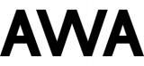 『AWA』ロゴ (C)AWA
