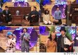 新しいネタ番組が誕生!『ENGEIグランドスラム』5月30日、フジテレビ系全国ネットで放送。左上:TKO、右上:東京03、左下:日本エレキテル連合、右下:ピース