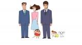『クレヨンしんちゃん』に木村拓哉がゲストとして初出演。野原一家とコラボ(C)臼井儀人/双葉社・シンエイ・テレビ朝日・ADK