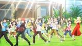 新オープニング映像の場面カットを公開(C)松井優征/集英社・アニメ「暗殺教室」製作委員会