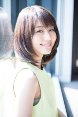 映画『ビリギャル』で金髪ギャル姿を披露した有村架純(写真:鈴木かずなり)