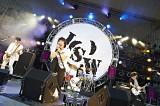 9月にオリジナルアルバム発表&渋谷公会堂ライブを開催するJUN SKY WALKER(S)(写真は23日=日比谷野外大音楽堂)