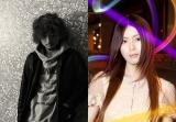 7月スタートのアニメ『GANGSTA.』オープニングテーマ曲を担当するSTEREO DIVE FOUNDATION(左)とエンディングテーマ曲を担当するAnnabel(右)
