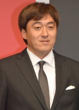 イベントにはサプライズゲストとして、元プロ野球選手の石井一久も登壇 (C)ORICON NewS inc.