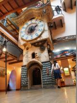 東京・三鷹の森ジブリ美術館で5月30日より新企画展示『幽霊塔へようこそ展−通俗文化の王道−』がスタート(C)Nibariki (C)Museo d'Arte Ghibli (C)Studio Ghibli (C)ORICON NewS inc.
