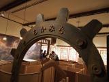 """中学生以上は""""ちかみち""""へ。東京・三鷹の森ジブリ美術館の企画展示『幽霊塔へようこそ展−通俗文化の王道−』より(C)Nibariki (C)Museo d'Arte Ghibli (C)Studio Ghibli (C)ORICON NewS inc."""