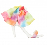 『Rainbow ribbon heels』(税込価格/8900円)