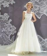「ノバレーゼ」の新作ドレス