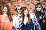 7月22日に8ヶ月ぶりシングル「Stamp!」を発売するSCANDAL